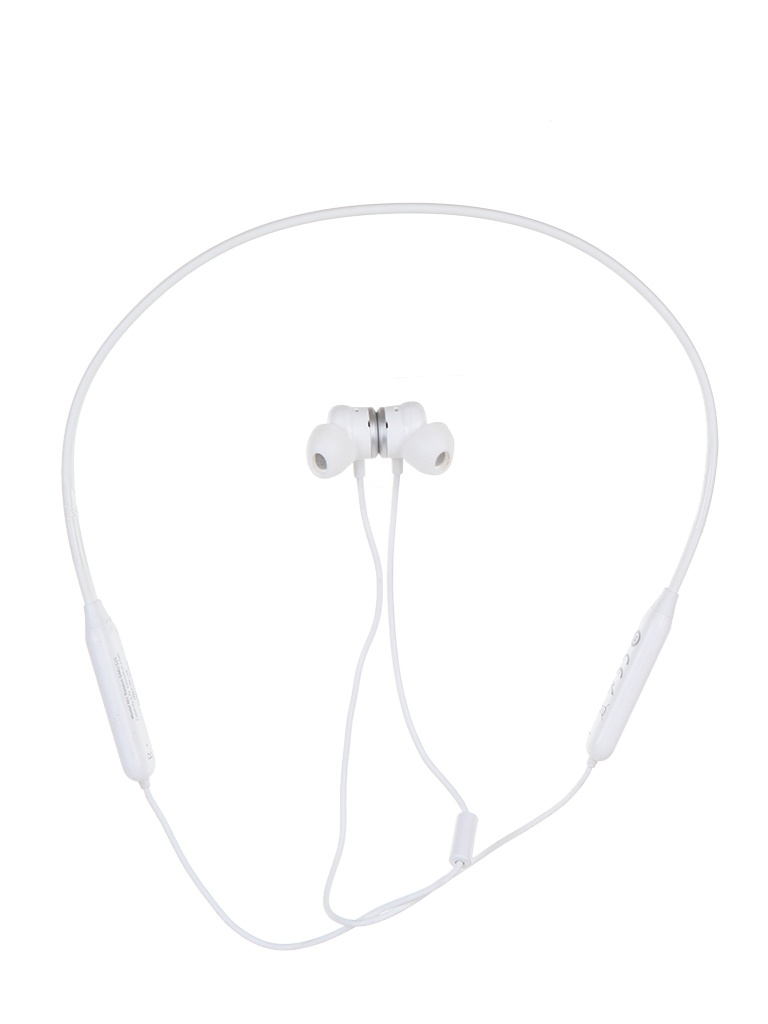 Baseus Simu Active Noise Reduction Wireless Earphone S15 White NGS15-02