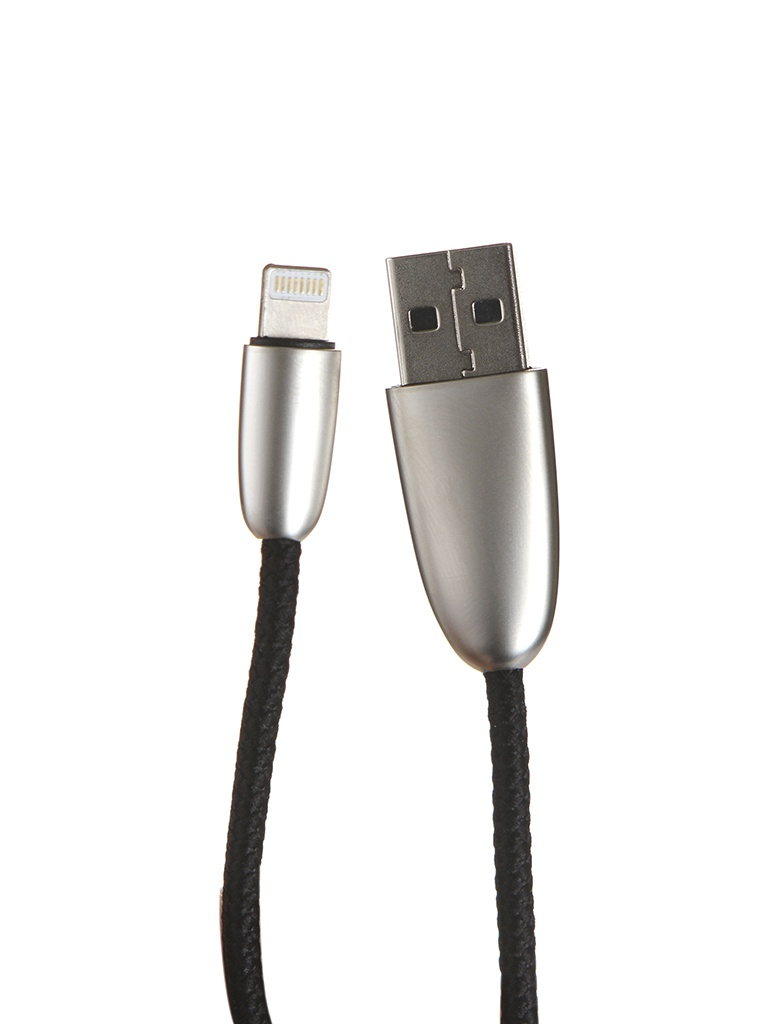Аксессуар Baseus Torch Series Data Cable USB-Lightning 1.5A 2m Black CALHJ-B01