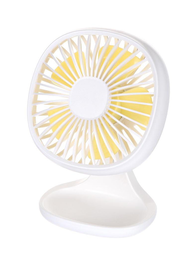 Вентилятор Baseus Pudding-Shaped Fan White CXBD-02