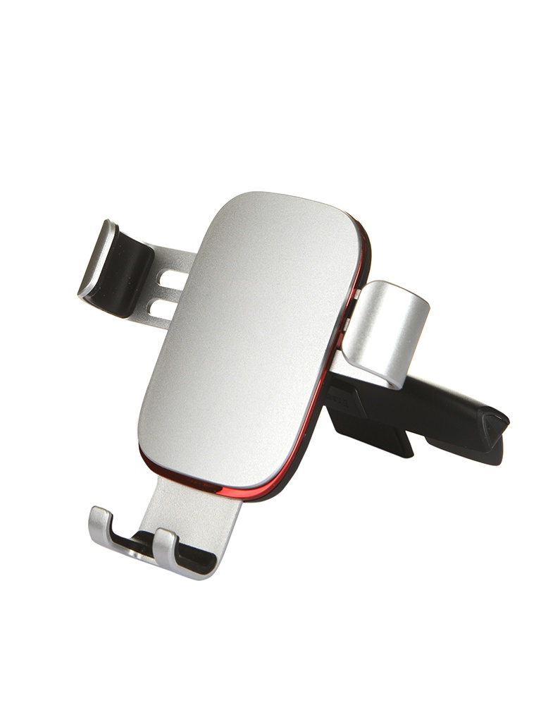 Держатель Baseus Metal Age Gravity Car Mount Silver SUYL-J0S