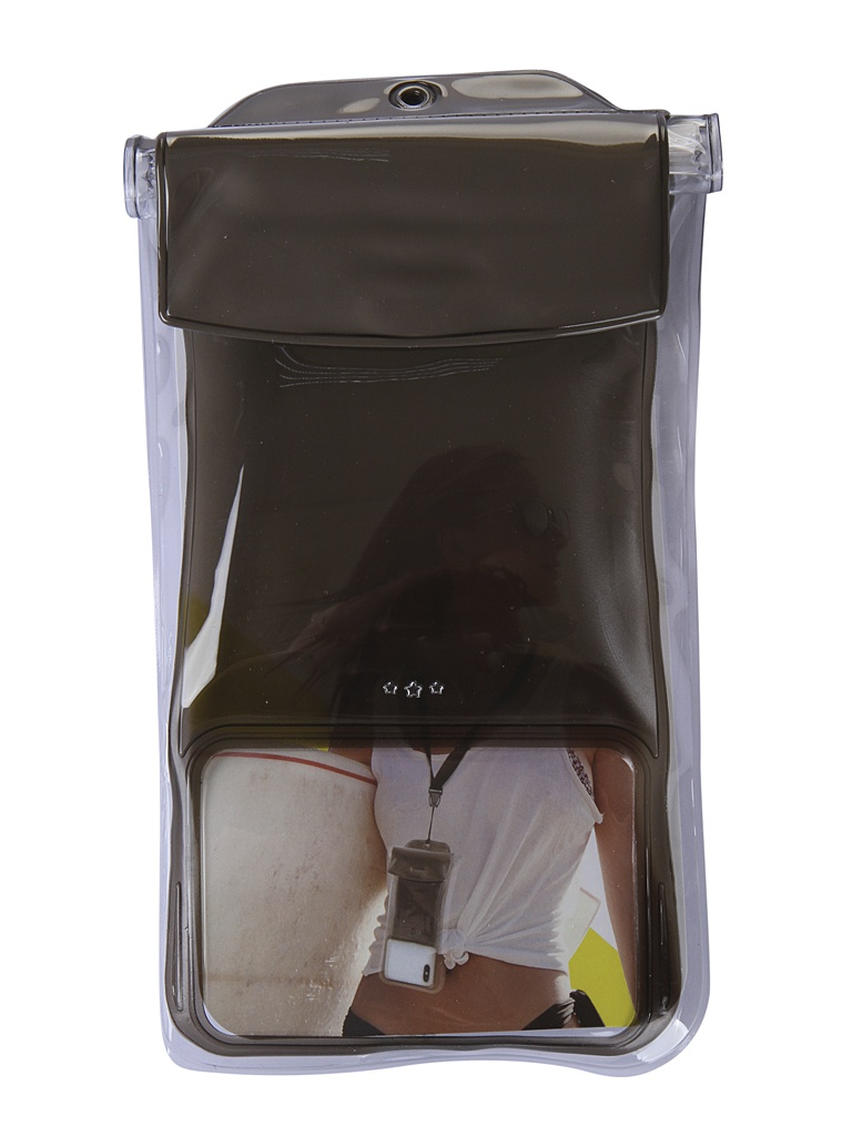 Чехол водонепроницаемый Baseus Safe Airbag Waterproof Case Black ACFSD-C01