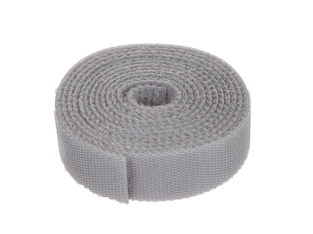 Органайзер проводов Baseus Rainbow Circle Velcro Straps 1m Grey ACMGT-E0G
