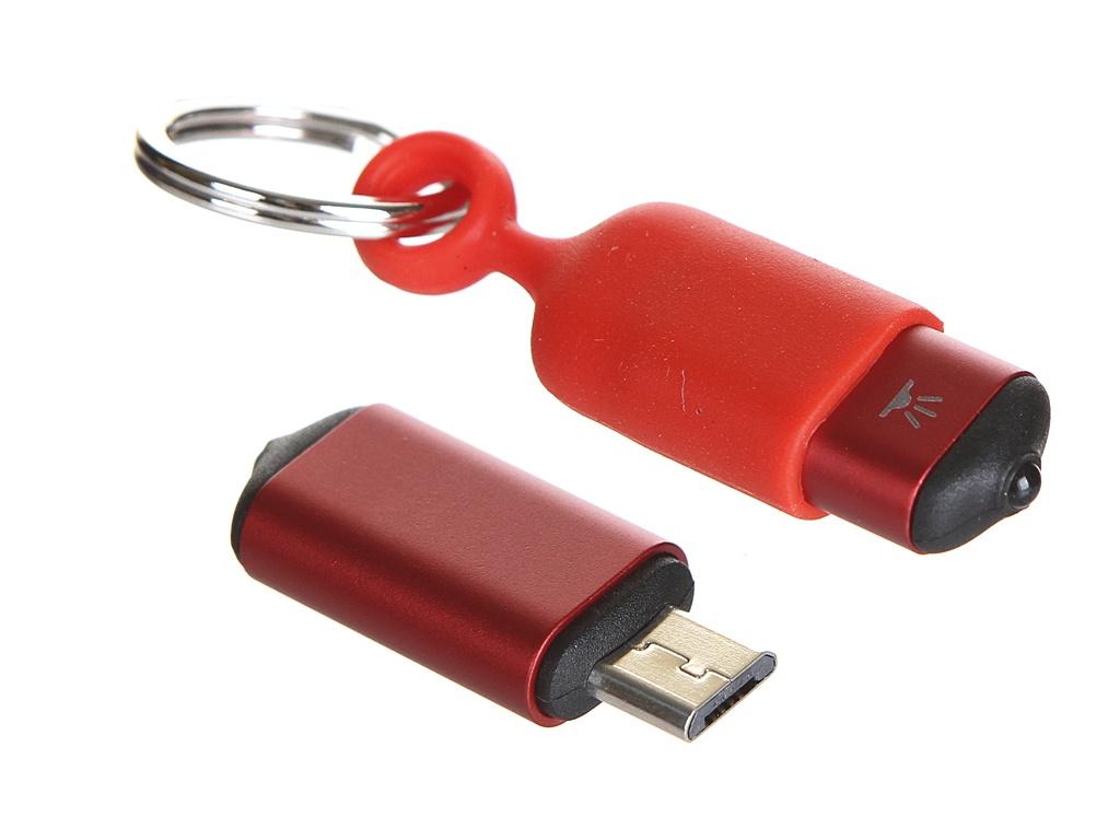 Пульт ДУ Baseus Smartphone IR Remote Control R03 Micro Red ACMR03-09
