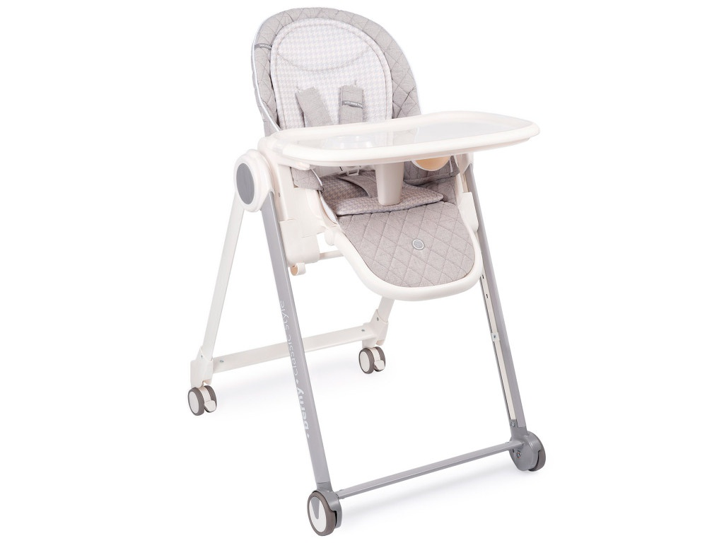 Стул Happy Baby Berny Basic New Light Grey