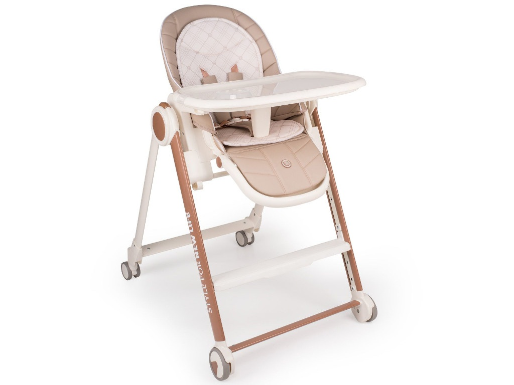 Стул Happy Baby Berny V2 Beige