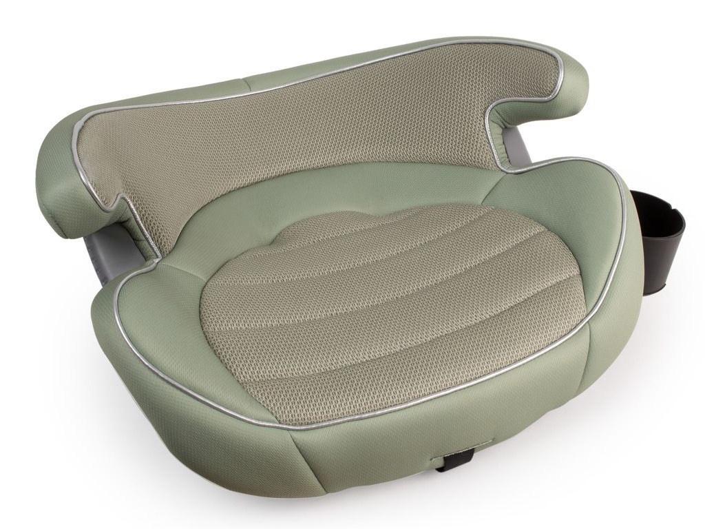 Автокресло группа 2/3 (15-36 кг) Happy Baby Rulex Green