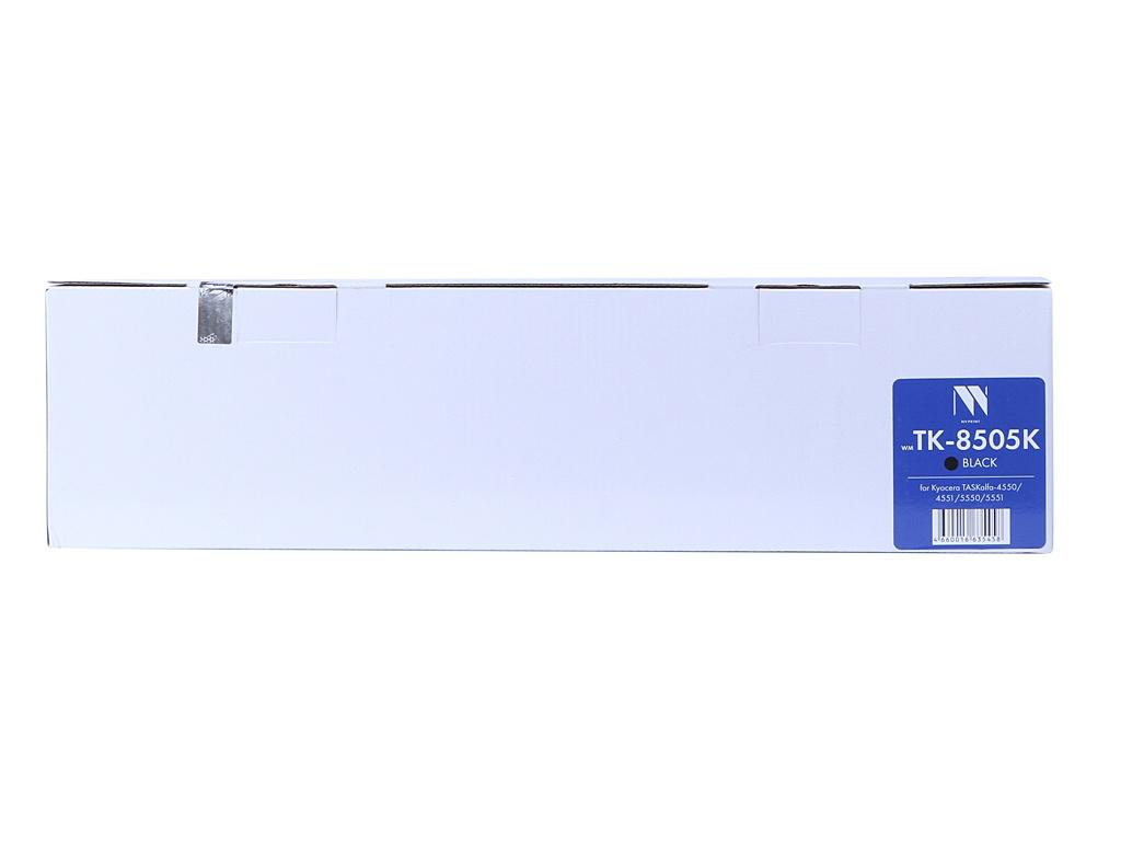 Картридж NV Print Black для TASKalfa -4550/4551/5550/5551 NV-TK8505Bk цены