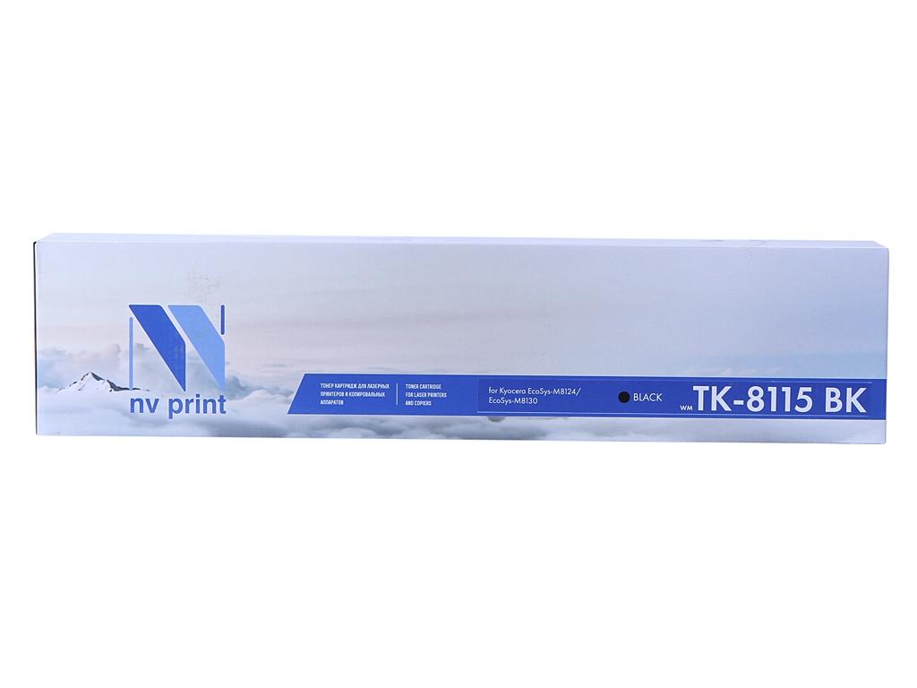 Картридж NV Print TK-8115 Black для Kyocera