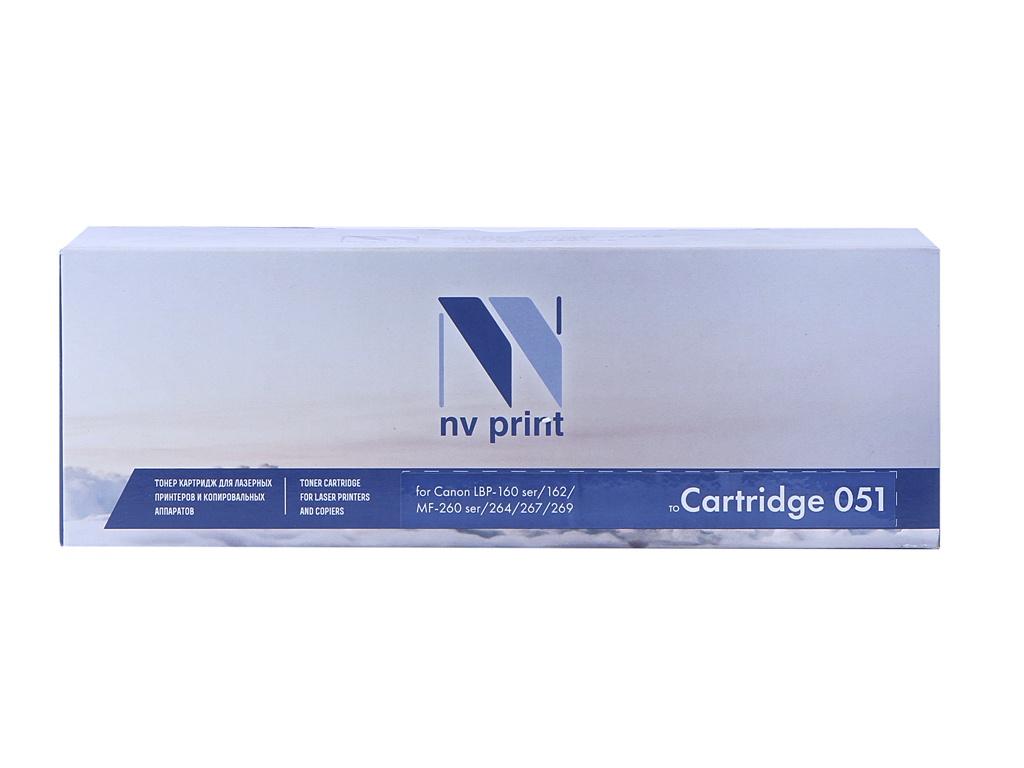 Картридж NV Print 051 для Canon