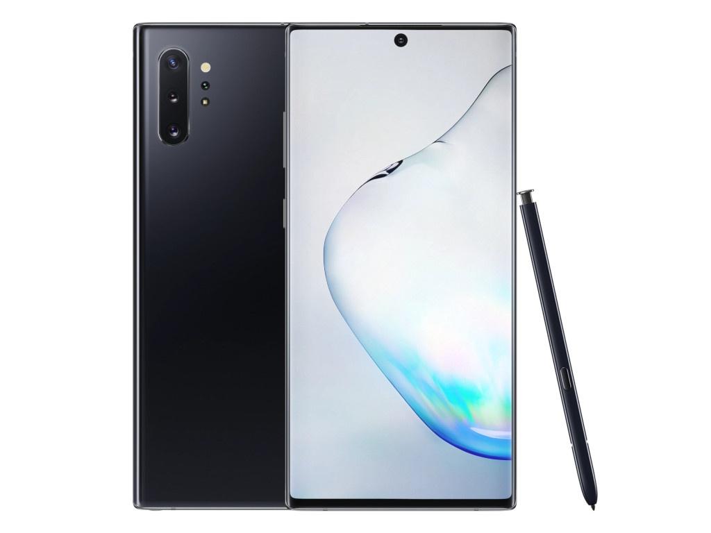 Сотовый телефон Samsung SM-N975F Galaxy Note 10 Plus Black