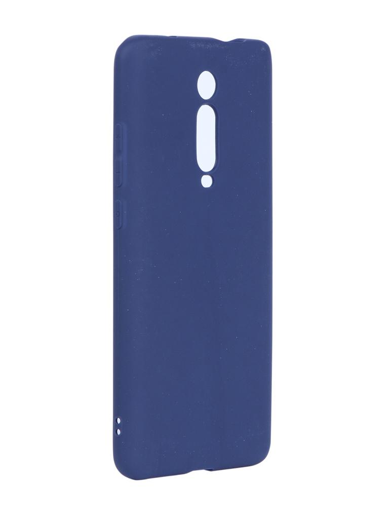 Аксессуар Чехол Neypo для Xiaomi Redmi K20/K20 Pro Soft Matte Dark Blue NST12989 аксессуар чехол neypo для xiaomi redmi 7 dark blue nbc12822