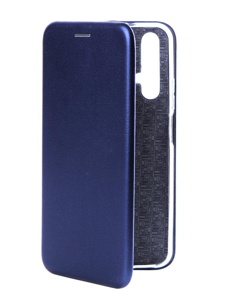 Чехол Neypo для Huawei Honor 20 Premium Blue NSB13017