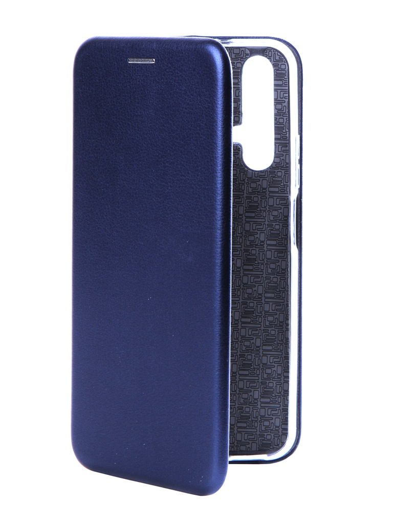 Аксессуар Чехол Neypo для Huawei Honor 20 Premium Blue NSB13017