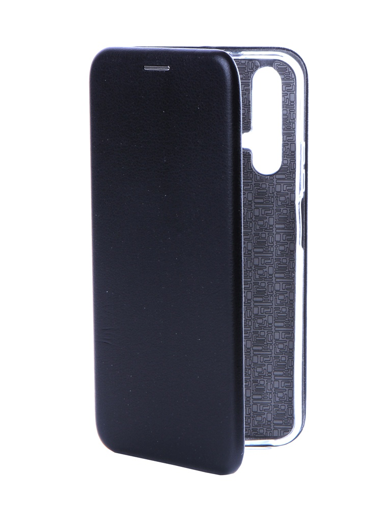 Аксессуар Чехол Neypo для Huawei Honor 20 Premium Black NSB13013