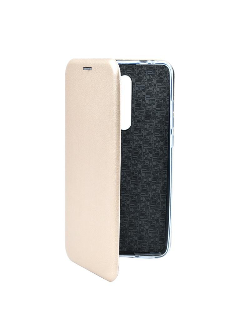 Аксессуар Чехол Neypo для Xiaomi Mi 9T 2019 Premium Gold NSB13018