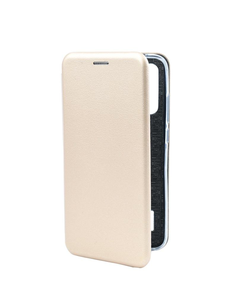 Аксессуар Чехол Neypo для Xiaomi Mi A3 CC9E Premium Gold NSB14812