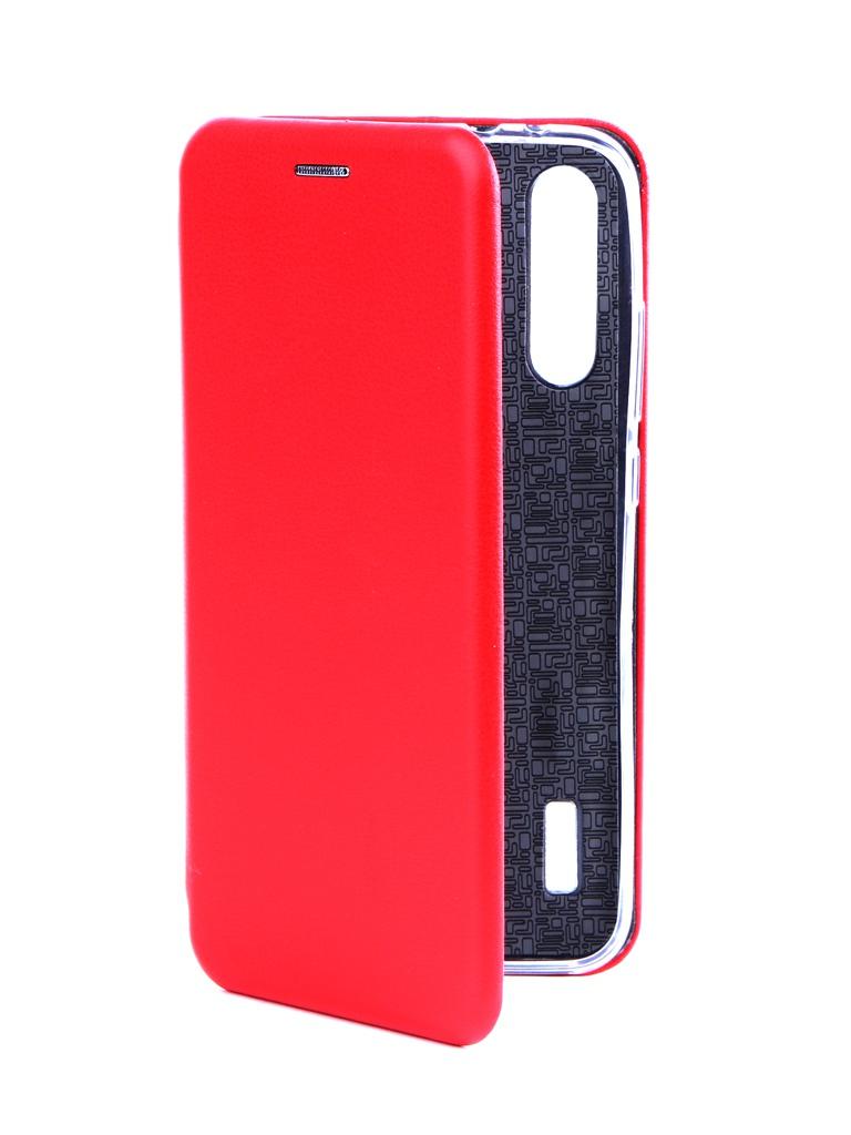 Аксессуар Чехол Neypo для Xiaomi Mi A3 CC9E Premium Red NSB14815
