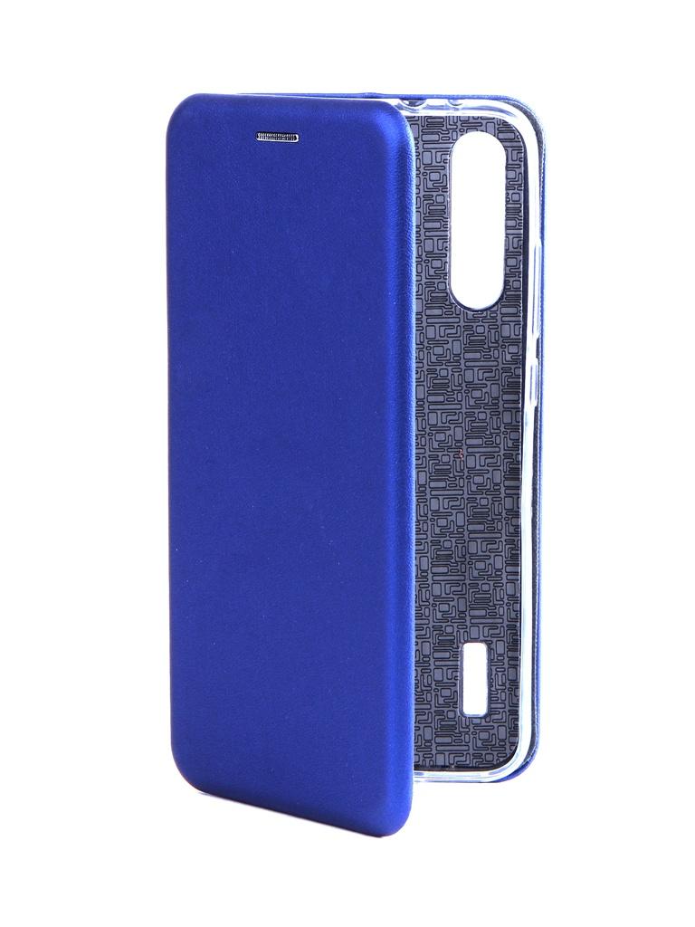 Аксессуар Чехол Neypo для Xiaomi Mi A3 CC9E Premium Blue NSB14818 аккумулятор activ mi a3 10400mah blue 57056