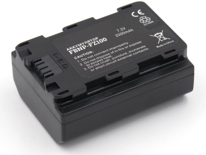 Аккумулятор Fujimi FBNP-FZ100 для Sony