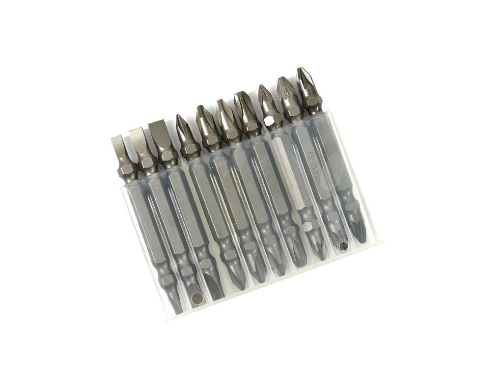 Набор бит двусторонних Elitech 65mm 1820.070400