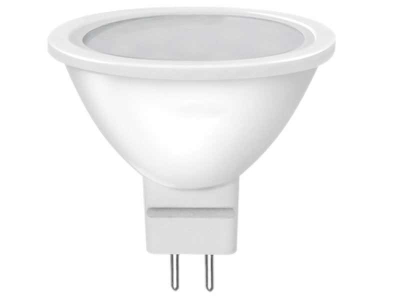 Лампочка In Home LED-JCDR-VC GU5.3 8W 230V 6500K 600Lm 4690612024721