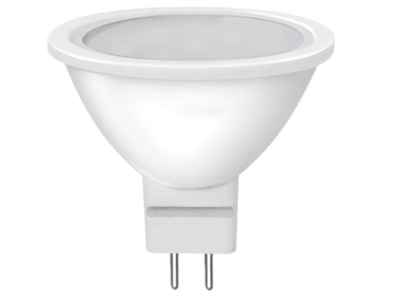 Лампочка In Home LED-JCDR-VC GU5.3 8W 230V 3000K 600Lm 4690612020327