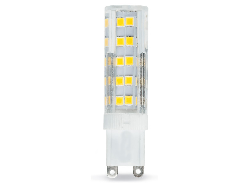Лампочка In Home LED-JCD-VC G9 5W 230V 3000K 450Lm 4690612019888