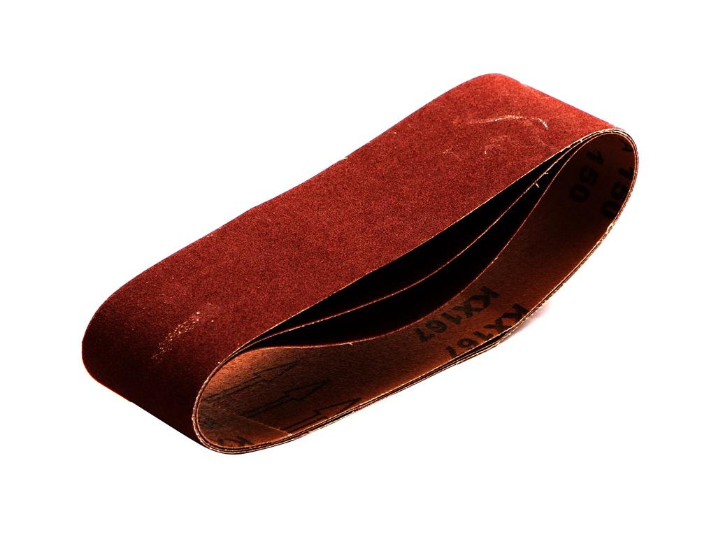 Шлифовальная лента Elitech 75х533mm P150 3шт 1110.006500