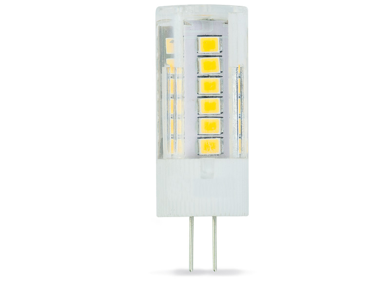 Лампочка In Home LED-JC-VC G4 3W 12V 3000K 270Lm 4690612019789