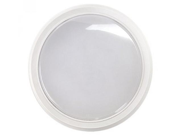 Светильник In Home СПБ-2-КРУГ 10W 230V 4000K 800Lm 155mm White 4690612020631