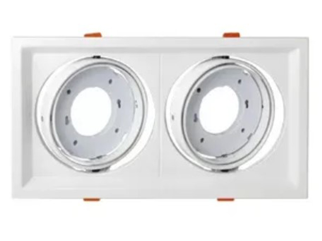 Светильник In Home GX70R-2ST-W 230V White 4690612021607
