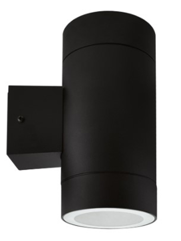Светильник In Home GX53S-2B-ЦИЛИНДР 230V IP65 Black 4690612023533