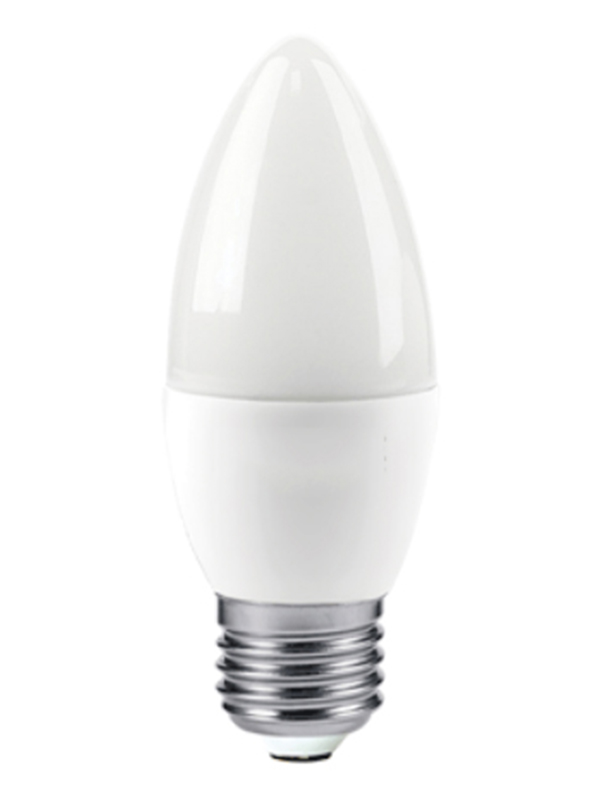 Лампочка In Home LED-СВЕЧА-VC Е27 6W 230V 3000К 480Lm 4690612020402