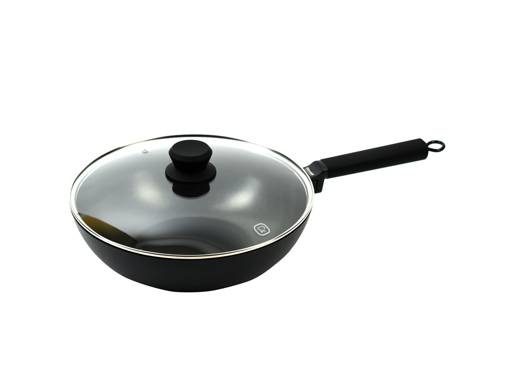 Сковорода Rondell Вок Loft 30x9cm RDA-1146