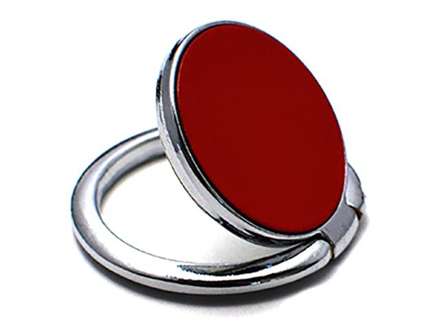 Кольцо-держатель для смартфона DF Ring-01 Red