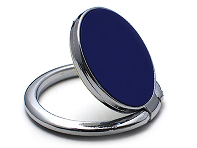 Попсокет Кольцо-держатель для смартфона DF Ring-01 Blue