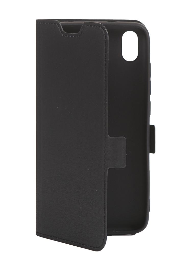 Чехол DF для Xiaomi Redmi 7A xiFlip-46 Black