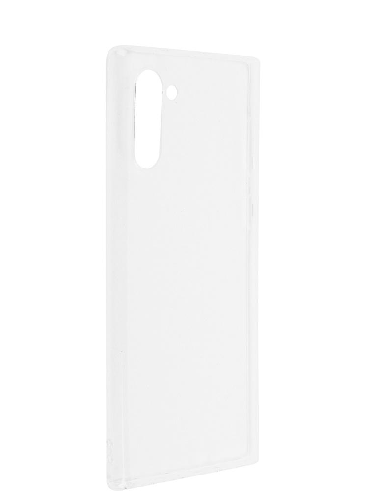 Чехол DF для Samsung Galaxy Note 10 Silicone Super Slim sCase-80