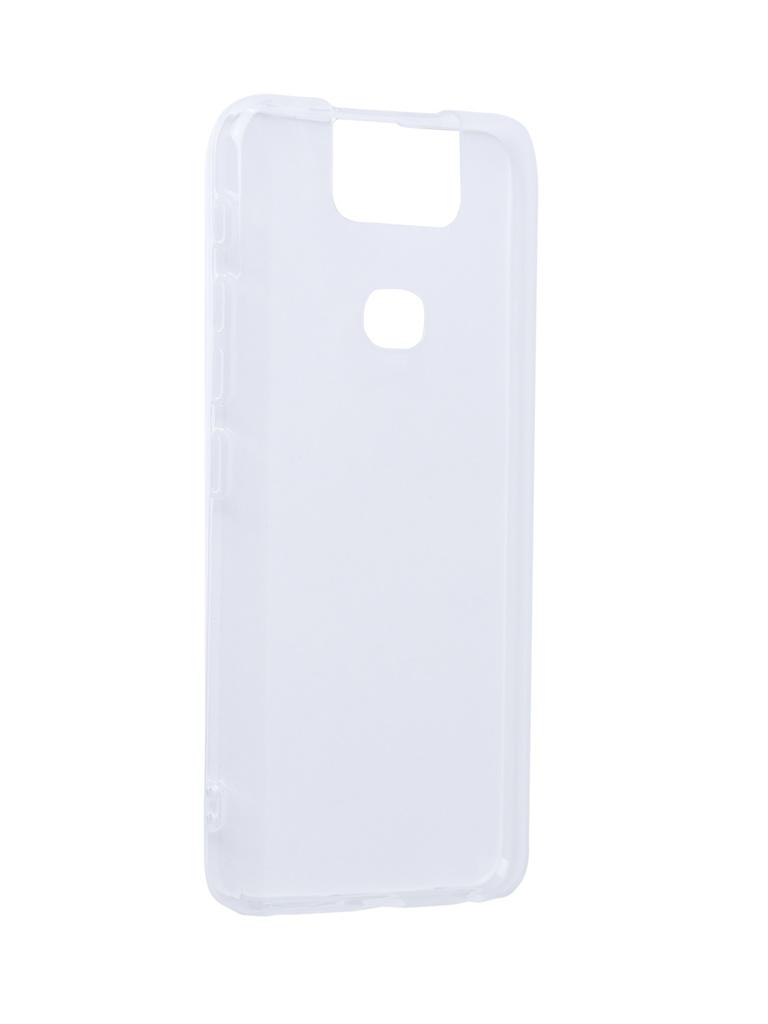 Чехол DF для Asus Zenfone 6 ZS630KL Silicone Super Slim aCase-53