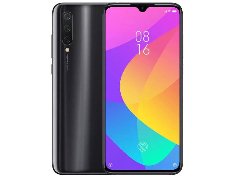Сотовый телефон Xiaomi Mi A3 4Gb RAM 64Gb Grey цена и фото