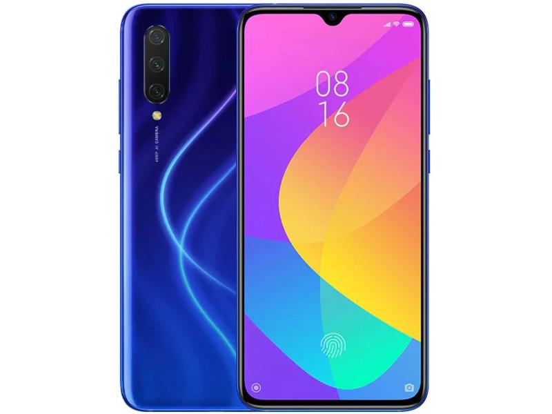 Сотовый телефон Xiaomi Mi A3 4Gb/64Gb Blue