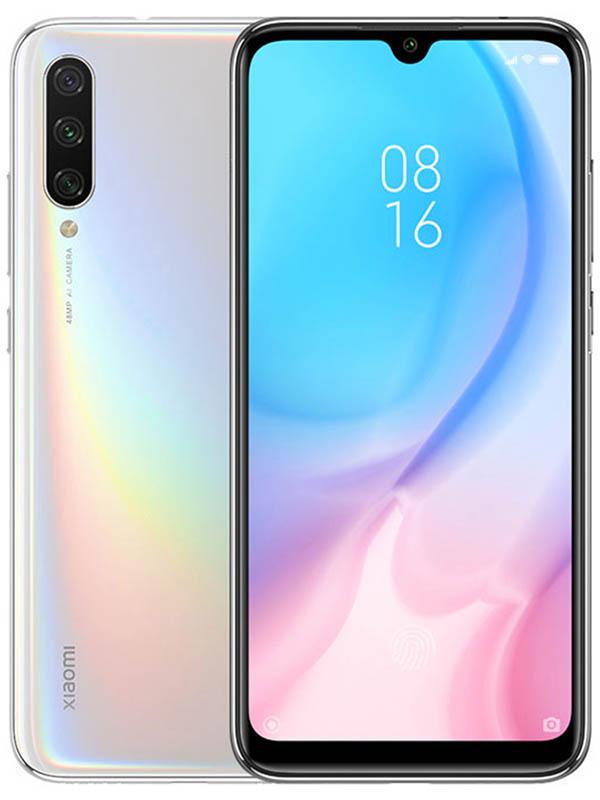 Сотовый телефон Xiaomi Mi A3 4Gb/128Gb White телефон xiaomi mi a3 4gb 64gb серый global version