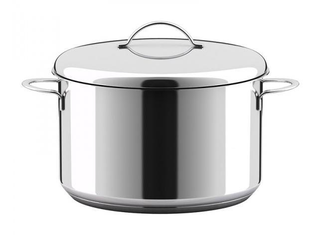 Кастрюля ВСМПО-Посуда Гурман-Классик 4.5L 110345