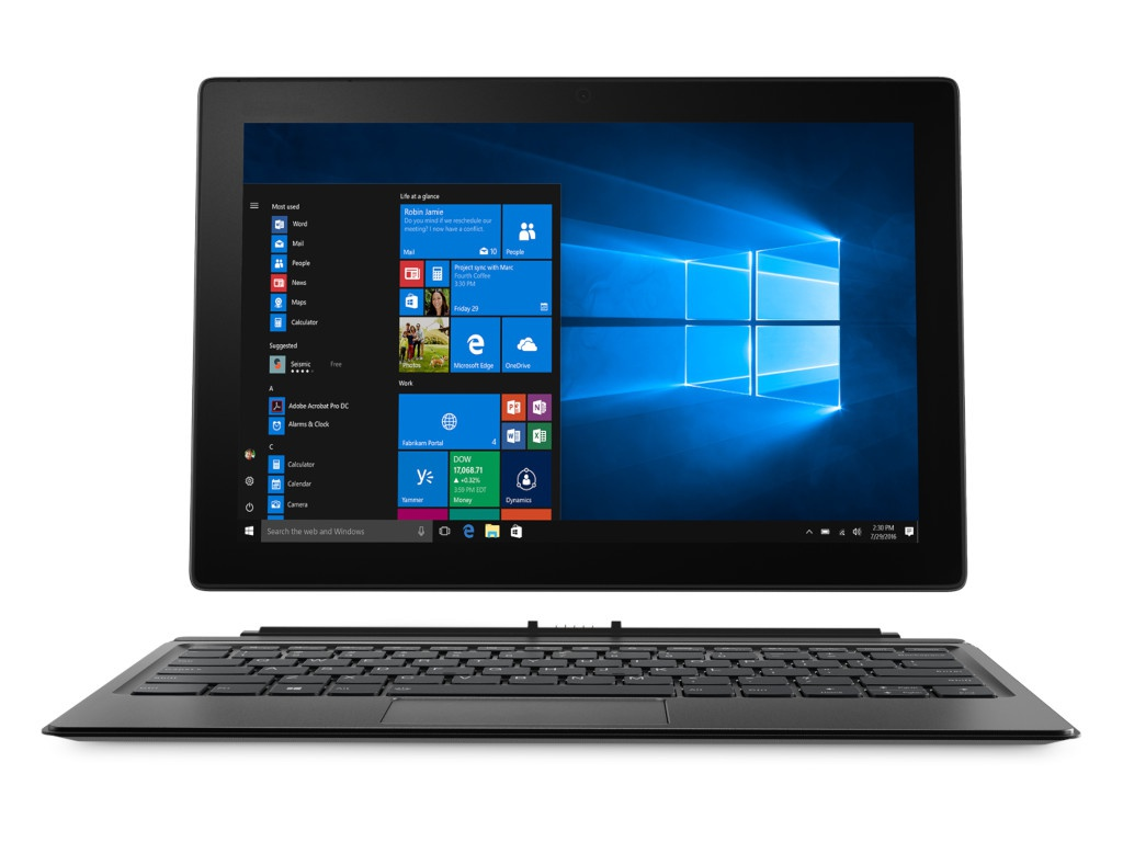 Планшет Lenovo Miix 520-12IKB Silver 81CG01SPRU (Intel Core i5-8250U 1.6GHz/8192Mb/256Gb/Intel UHD Graphics 620/Wi-Fi/Bluetooth/Cam/12.2/1920x1200/Windows 10 Pro)