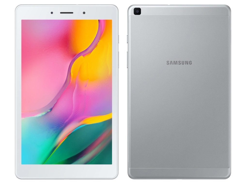 Планшет Samsung Galaxy Tab A 8.0 2019 LTE Silver SM-T295NZSASER (2048Mb/32Gb/GPS/LTE/3G/Wi-Fi/Bluetooth/Cam/8.0/1280x800/Android)