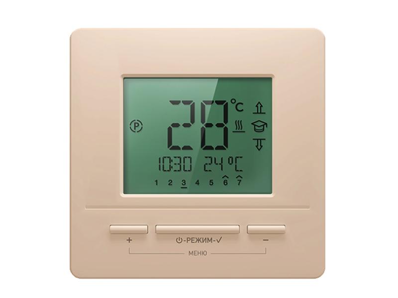 Терморегулятор Теплолюкс Национальный Комфорт 721 Cream