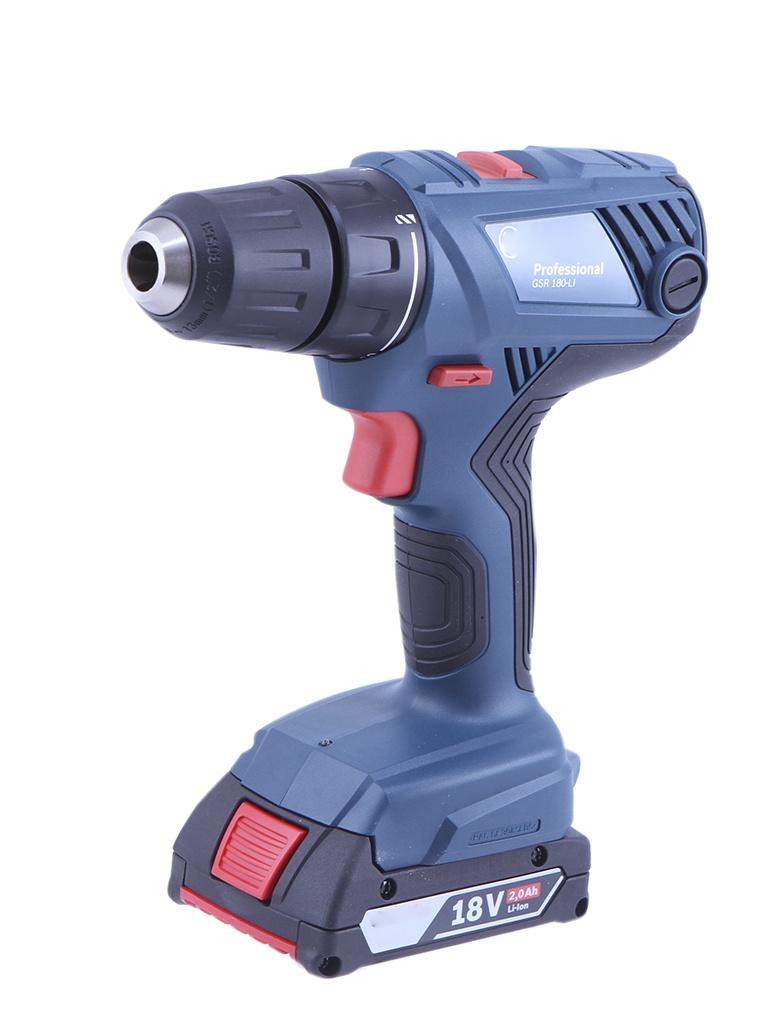 Электроинструмент Bosch GSR 180-Li 06019F8123
