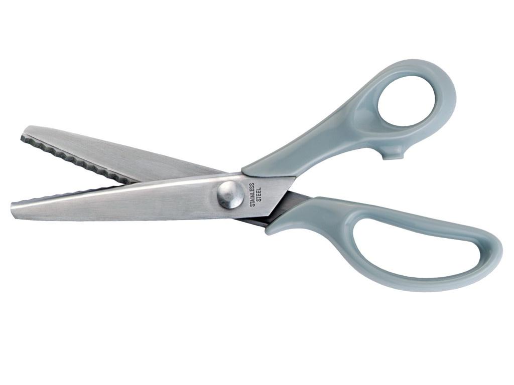Ножницы портновские Prym Зигзаг 610555