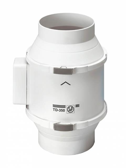 Канальный вентилятор Soler & Palau TD350/125