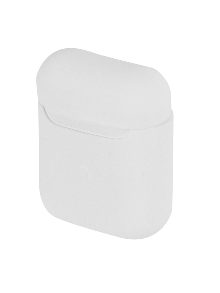 Чехол Activ Soft Touch для Apple AirPods 2 White 102577